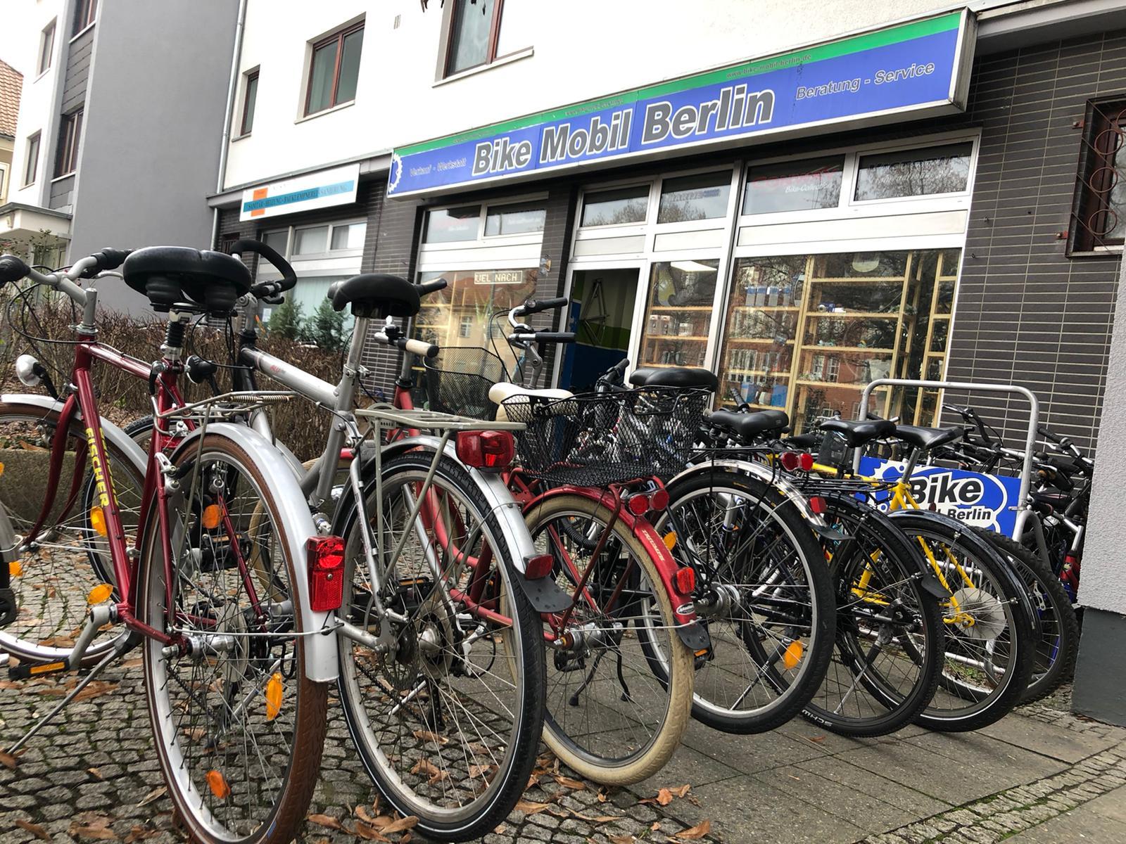 Gebrauchte Fahrrader In Berlin Fahradladen Lichterfelde
